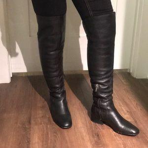 Aquatalia knee high boots